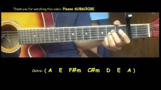 Narex Ikaw Ang Dahilan Guitar chords