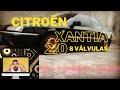 veja só como fazer um Citroen xantia pegando no tranco com o carro parado.