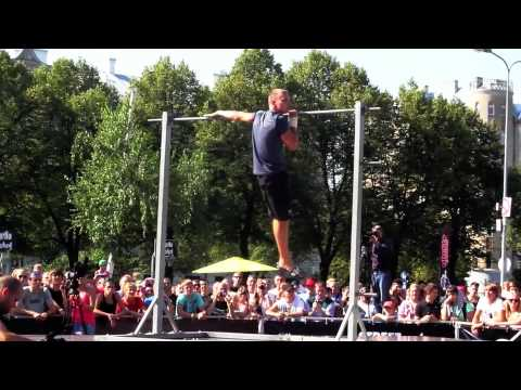 Street Workout World Championship 2011 (We Just Made History)