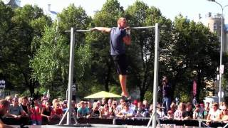 Street Workout World Championship 2011 (We Just Made History)(
