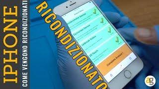 iPhone - IPHONE RICONDIZIONATI da 79 euro VALE LA PENA? Visita ai LABORATORI