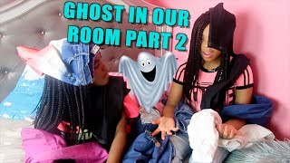 GHOST IN OUR ROOM PART 2  KIDS SKIT