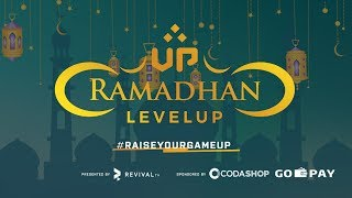 [LIVE MOBILE LEGENDS & GIVEAWAY] VICTIM ESPORTS vs AURA - Level Up Tournament Edisi Ramadhan