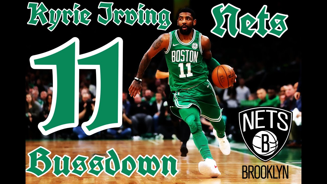 """Download Kyrie Irving Mix - """"Bussdown"""" (2019) Highlights"""