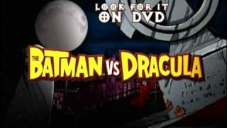 """The Batman vs Dracula"" (2005) Trailer"