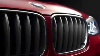 The first ever BMW X4  Official product substance film thumbnail