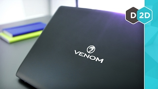 Venom BlackBook Zero 14 Review - The Best Laptop Keyboard.