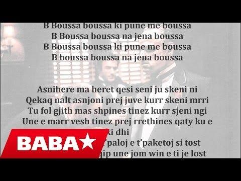 BABASTARS - BOUSSA