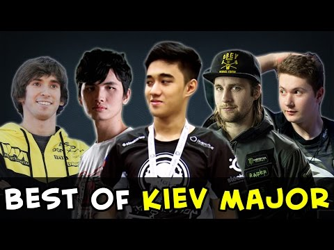 Best moments of Kiev Major qualifiers