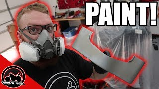 Ultimate Ultra Build Series Ep. 3 - Paint and Powder Coat