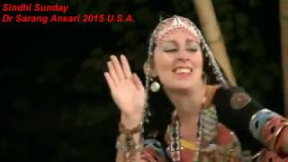 Sindhi Sunday presents Rajistani Thar dance by a French