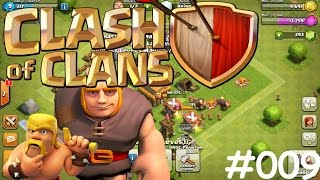Let's Play Clash of Clans #009 [Deutsch] [HD] [PC] - Ich brauche Truppen