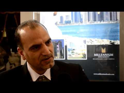 Naeem Darkazally, vice president sales & marketing, Millennium Copthorne