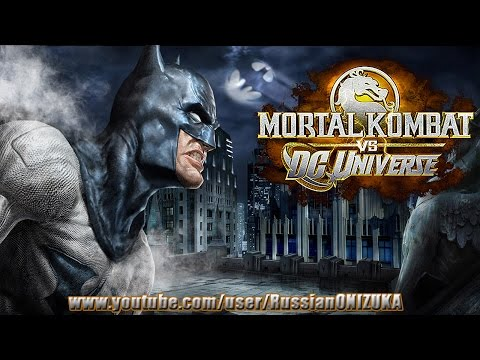 БЭТМЕН ПРОТИВ ВСЕХ - Mortal Kombat VS DC Universe - Batman arcade ladder (All Brutalities)
