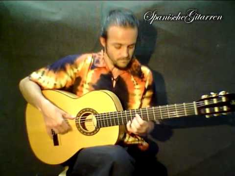 PRUDENCIO SAEZ 22 - Flamenco guitar