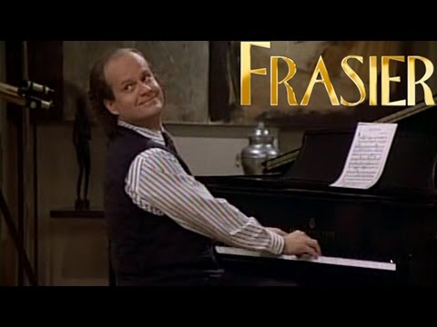 Frasier Crane's Radio Show Theme Song - show clip
