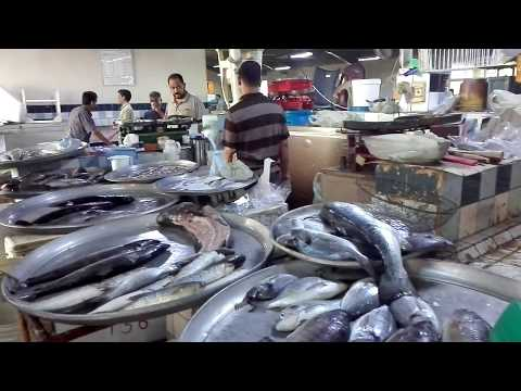 Manama Central Fish Market Bahrain