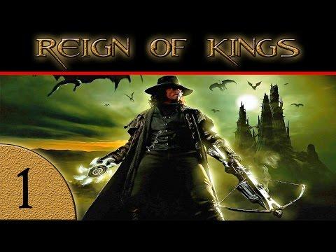 Reign of Kings w/ Joost Kivits & Bulltramaxx | VAN HELSING STYLE! | Part 1 Gameplay w/ facecam