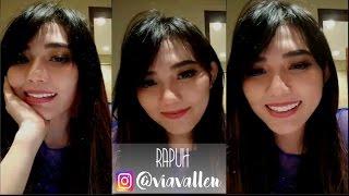 RAPUH - Via Vallen (cover) live video on instagram