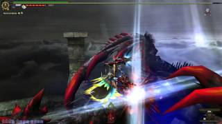 mhfg tw lv 9999 unknown 至天 黒レイア 穿龍棍 solo