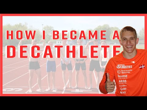 Becoming A decathlete