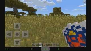 Legend of Zelda Items in Minecraft Pocket Edition! (Mod)