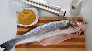 Как разделать лаврака (сибас) совет от Джейми Оливера