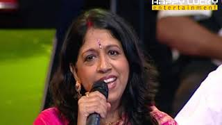 Mai Ri Main Kase Kahoon by Kavita Krishnamurthy Live HappyLucky Entertainment