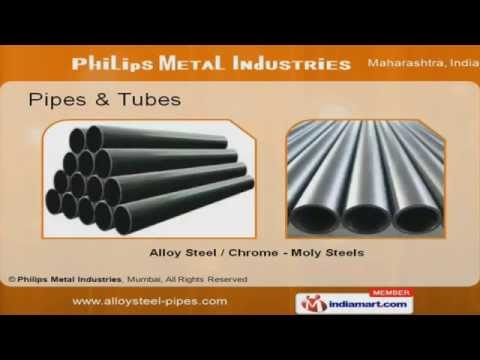 Alloy Steel Plate by Philips Metal Industries, Mumbai
