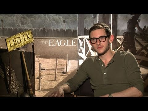 'The Eagle' Jamie Bell Interview