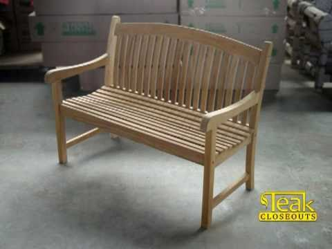 Teak Closeouts - your online garden furniture discount source!