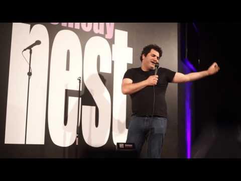 The Comedy Nest - Massimo
