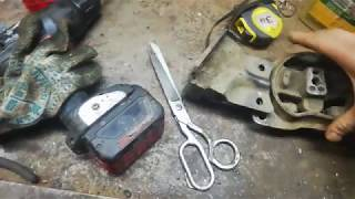 Доработка Передней подушки Двигателя  ВАЗ 2108-2115 БЫСТРО И НЕ ДОРОГО