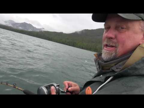 Alaska's Boardwalk Lodge - Fishing