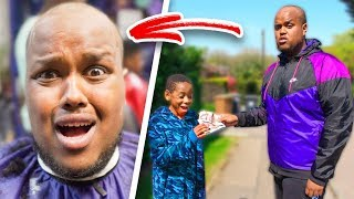 One of Chunkz's most recent videos: