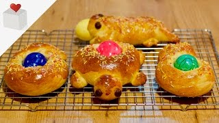 Monas de Pascua Tradicionales y Panquemado | Azúcar con Amor