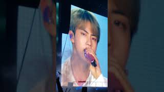 190518(JIN solo: Epiphany) BTS 'Speak Yourself Tour' Metlife New Jersey Day 1