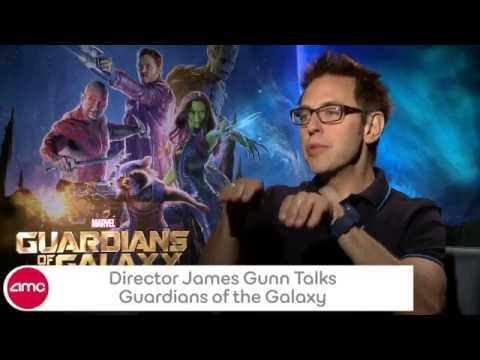 Director James Gunn Talks GUARDIANS OF THE GALAXY With AMC