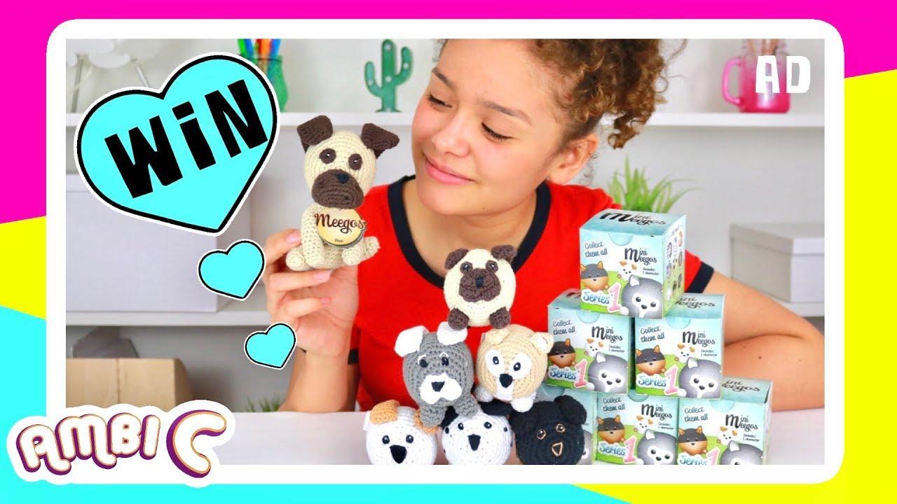 Meegos Fairtrade Crochet Puppies