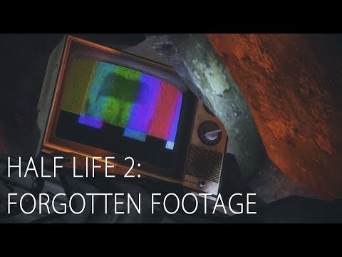 Half Life 2: Forgotten Footage [SFM]