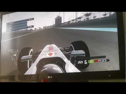 f1 2012 test r glages g27 sous virage youtube. Black Bedroom Furniture Sets. Home Design Ideas