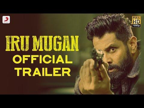 Iru Mugan - Official Trailer | Vikram | Nayanthara | Anand Shankar | Harris Jayaraj