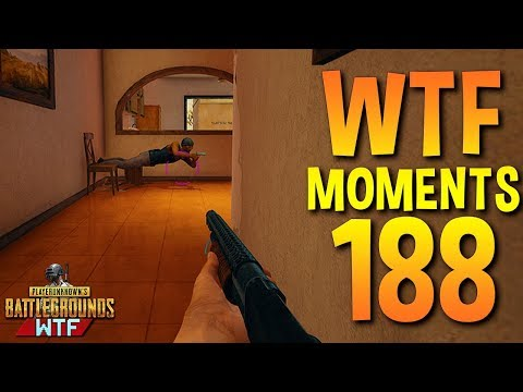 PUBG Funny WTF Moments Highlights Ep 188 (playerunknown\'s battlegrounds Plays)