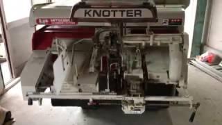 ミツビシ コンバイン VM11 レセルダ XMメモリアル 結束機付 KNOTTER KN-...