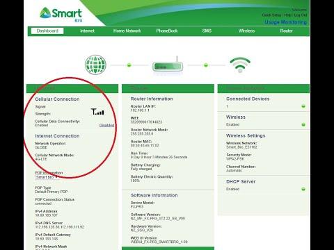 SmartBro LTE Pocket