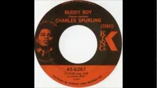Charles Spurling Buddy Boy  (1969)