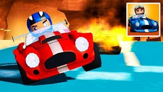 Rev Heads Rally (by Spunge Games) Android Gameplay Trailer