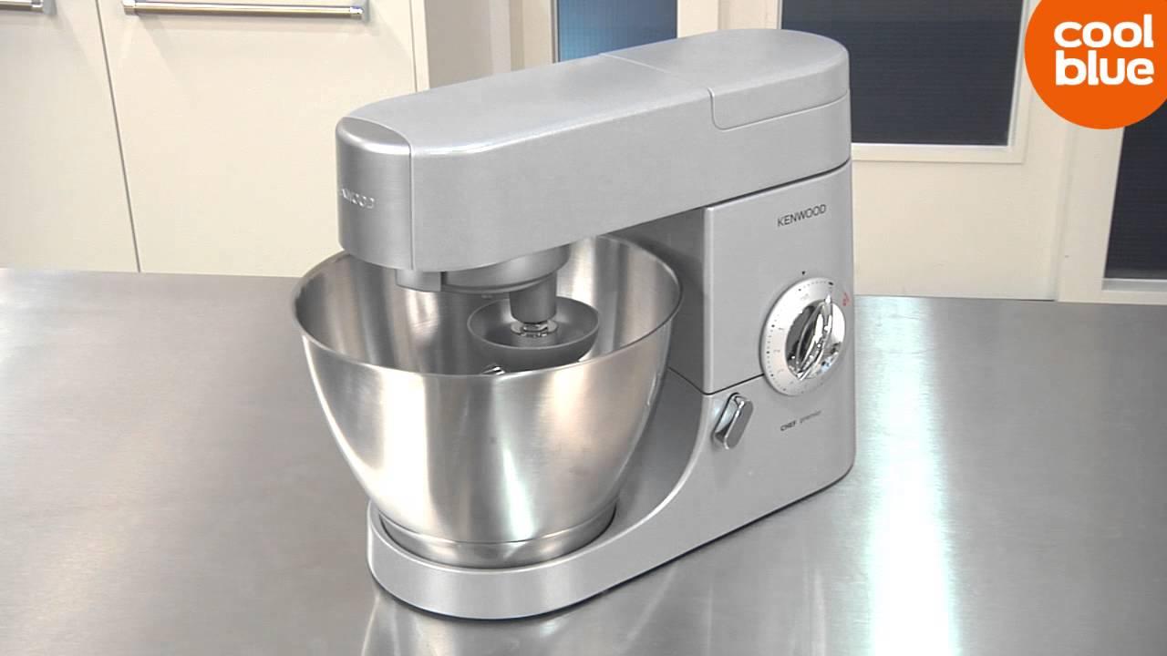test küchenmaschine kenwood kitchenaid