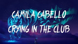 Camila Cabello - Crying In The Club (Lyrics / Lyric)