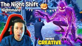 Παίζω το The Night Shift Nightmare στο Creative! | Internet4u